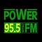 Power 95.5 - WPWZ Logo