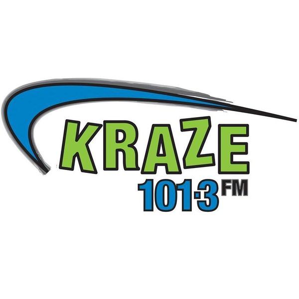 Kraze 101.3 FM - CKIK-FM