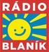 Rádio BLANÍK Logo