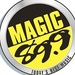 Magic 89.9 - DWTM Logo