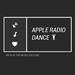 Apple Radio Dance Logo