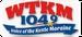 WTKM 104.9 FM - WTKM-FM Logo