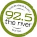 92.5 The River - WXRG Logo