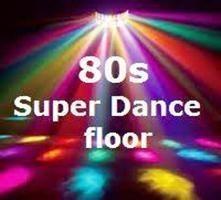 DJ Sangu - 80s Super Dance Floor