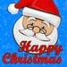 Happy Christmas Radio Logo