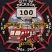 Dickson County South Fire Logo