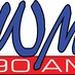 KWMC 1490 AM - KWMC Logo