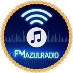 FM Azul Radio Logo