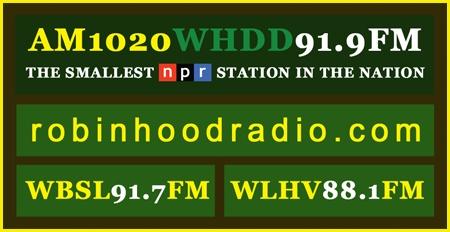 Robin Hood Radio - WHDD-FM