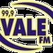 Rádio Vale FM 99.9 Logo