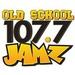 107.7 JAMZ - WUKS Logo
