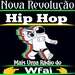Web Rádio Nova Revolução Logo