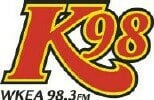 Hot Country K-98 - WKEA-FM