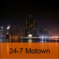 24/7 Niche Radio - 24-7 Motown