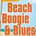 Beach Boogie & Blues - WELS-FM Logo