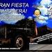 Radio Alegria del Transporte 90.9 Logo