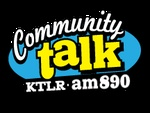 Community Talk AM 890 - KRLR Logo