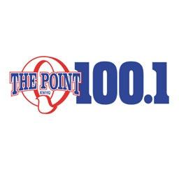 Q-100 The Point - KWHQ-FM