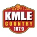 KMLE Country 107.9 - KMLE Logo