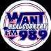 WANT Logo