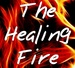 Healing Stream Media Network - The Healing Fire Logo