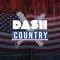 Dash Radio - Dash Country X Logo