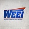 WEEI Sports Radio Network - WPEI Logo