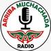 Arriba Muchachada Radio Logo
