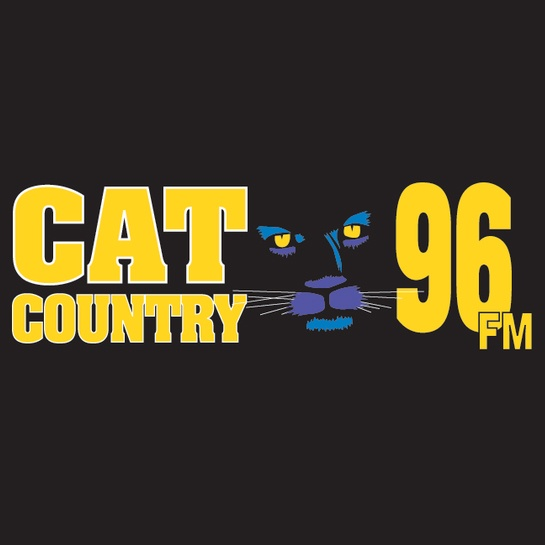 Cat Country 96 - WCTO