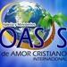 Oasis Radio HN 98.3 Logo