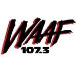 WAAF 107.3 - WAAF
