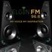 Elgin FM 96.8 Logo