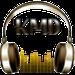 Radio KhmerMiDi - Radio Station 1 Logo