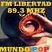 FM Libertad Logo
