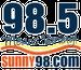 Sunny 98.5 - WFSY Logo
