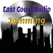 East Coast Radio Jamming Logo