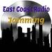 East Coast Radio Jamming Logo
