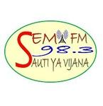 SEMA FM 98.3 Logo