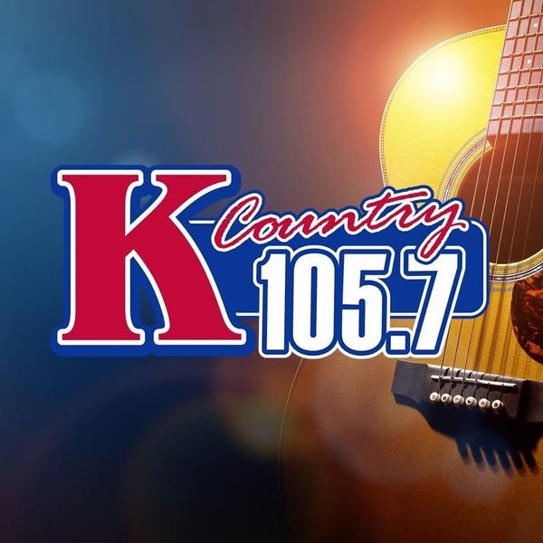 K-Country 105.7 - WGRK-FM