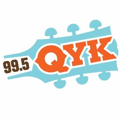 99.5 QYK - WQYK-FM