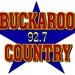 92-7 Buckaroo Country - KWNA-FM