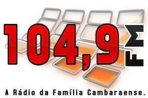 Rádio 104 FM Cambará