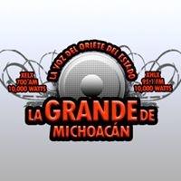 La Grande de Michoacán - XHLX