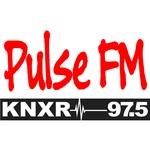 95.7 Pulse FM - KNXR Logo