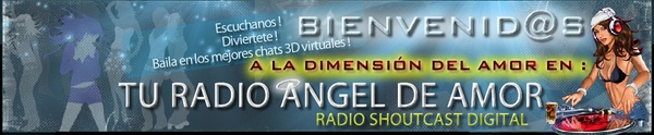 Tu Radio Angel de Amor