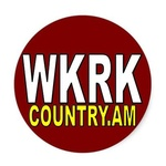 Country Gold - WKRK Logo