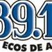 Ecos de Asís 89.1 Logo