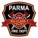 Parma Fire Dispatch Logo