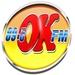 89.5 OK-FM Sorsogon - DWJX Logo