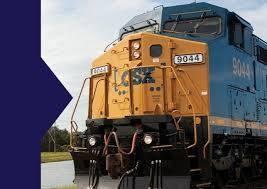 CSX and Norfolk Southern - Callahan area